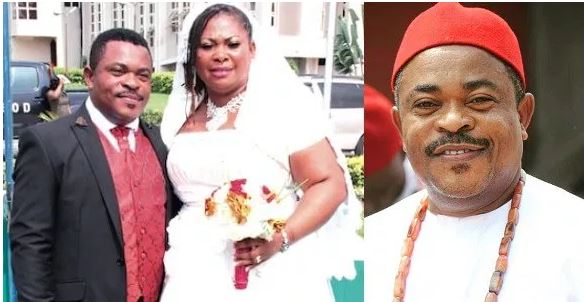 Photo of Why I did my white wedding 15 years after my traditional wedding — Actor, Victor Osuagwu