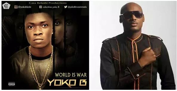 Photo of Upcoming Singer accuses Tuface of stealing his song, Amaka