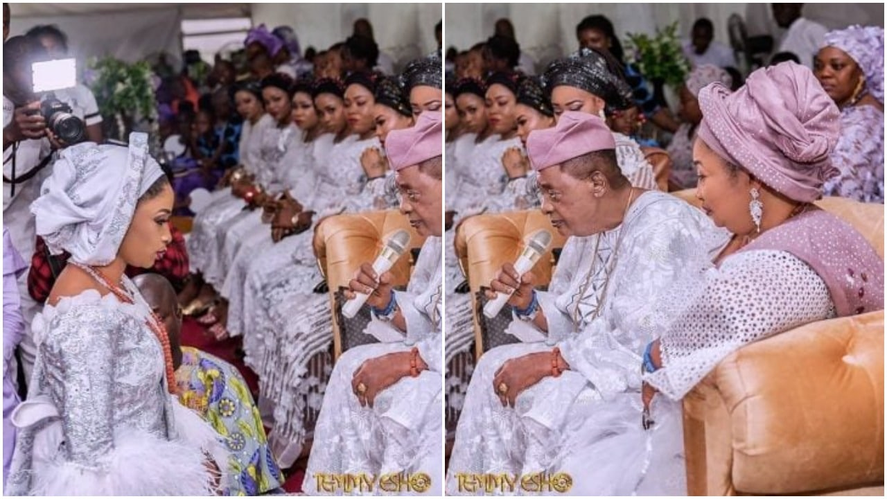 Alaafin of Oyo's other wives