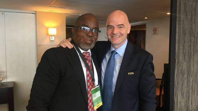 Photo of Amaju Pinnick remains NFF President – FIFA