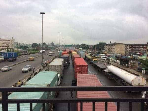 Photo of Presidency issues directive for the immediate clearing up of the Apapa gridlock