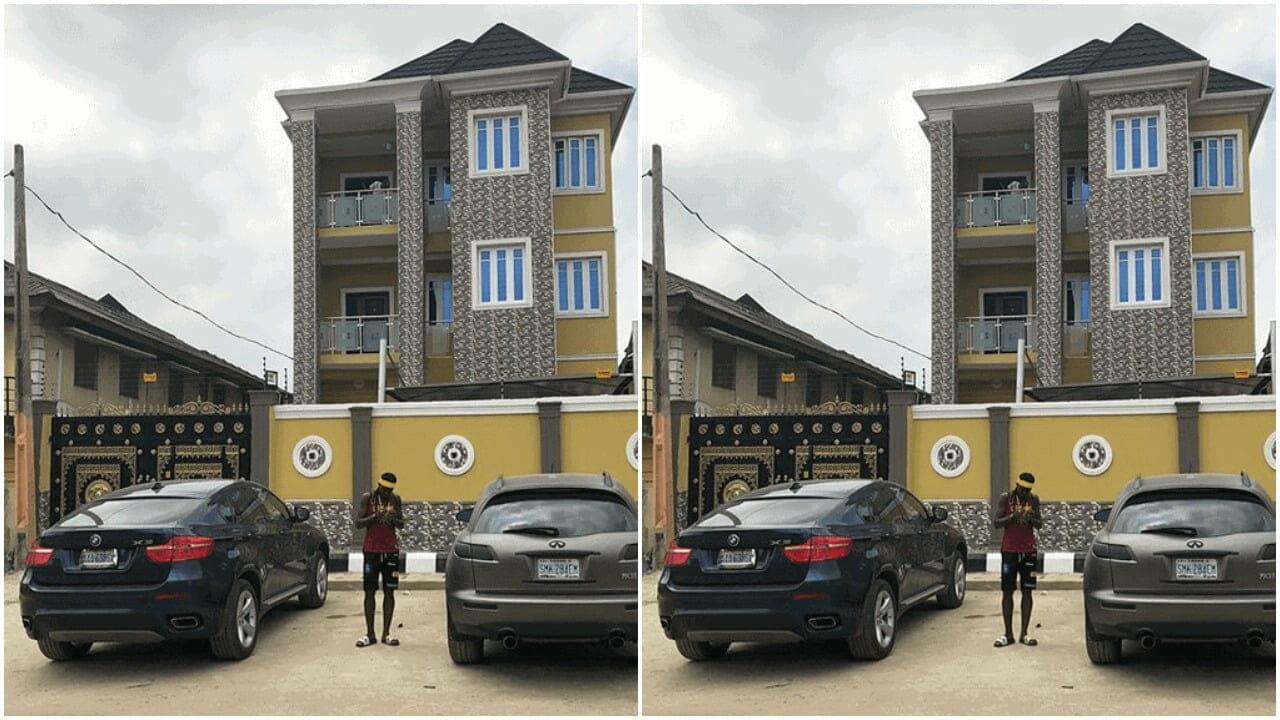 Asisat Oshoala gifts her parents a mansion