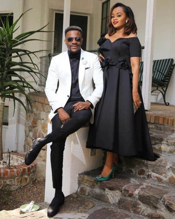 Photo of How Ebuka Uchendu and Cynthia met on twitter and fell in love