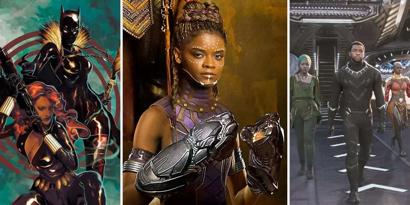Photo of Black Panther's Sister, Shuri gets own spin off