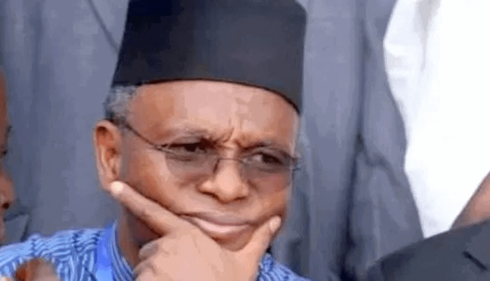 El-Rufai slams Saraki, says Senate has never been this bad