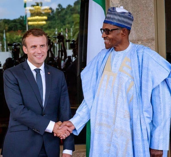 Photo of This is why France President, Emmanuel Macron visited Fela Kuti's New Afrika Shrine