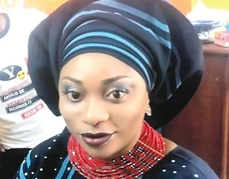 Photo of How fear kept beautiful presenter, Hilda in abusive marriage for 12 Years