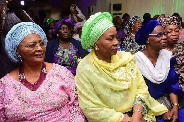 Photo of Photos from MKO Abiola's 20th Year Remembrance