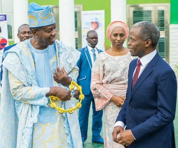 Folu Adeboye marked age 70th birthday