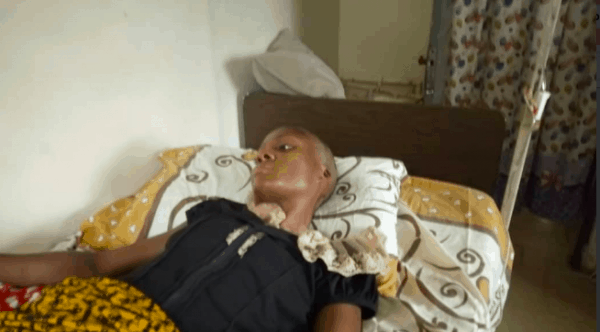 Story of a woman who miraculously survived ritualists in Benin