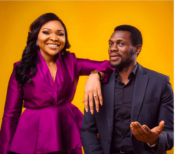 Photo of Olu Jacobs and Joke Silva's son, set to wed (photos, details)