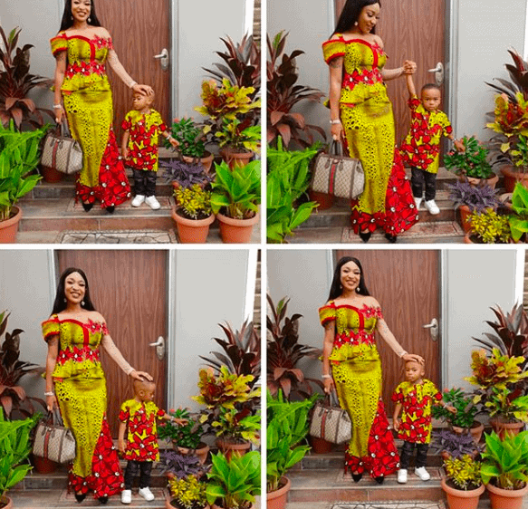 Photo of Tonto Dikeh warns parents to be mindful of their kids this holiday season