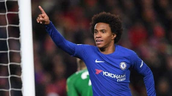Photo of Arteta told to sign Willian who is better than Pepe