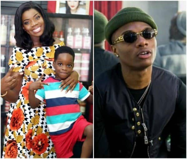 Photo of Two of Wizkid's baby mamas, Shola and Binta are now besties