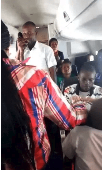 flight from Warri to Lagos