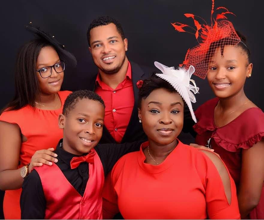 Photo of How Van Vicker was forced to sleep outside by his family after Croatia Vs France game