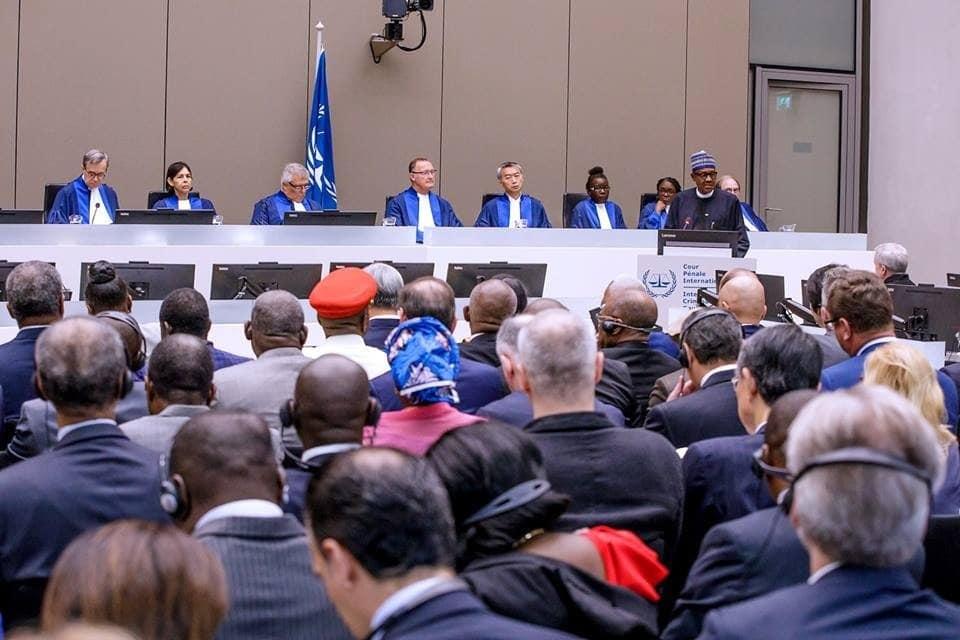 President Buhari speaks at 20th anniversary of the International Criminal Court