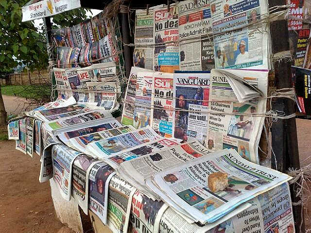 Online publications taking our jobs - Bauchi Newspaper vendors