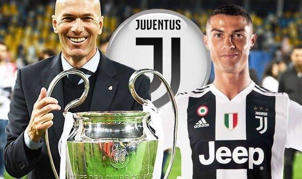 Photo of Zinedine Zidane agrees to join Cristiano Ronaldo at Juventus