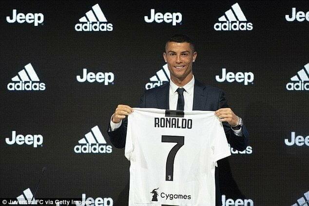 Ronaldo pays Spanish authorities £12.1m to end tax dispute