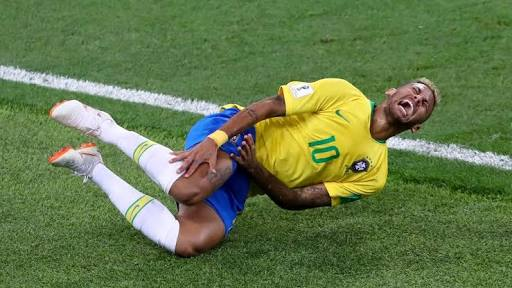 Neymar: Diving during world cup is complicated, Brazilian star says
