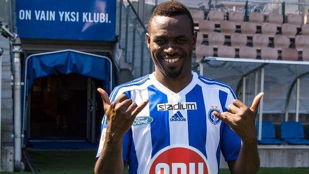 Photo of Chrisantus Macauley joins HJK Helsinki from Real Murcia