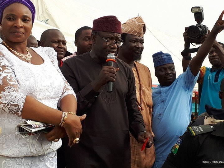 Photo of Ekiti governor-elect, Fayemi unveils transition committee members