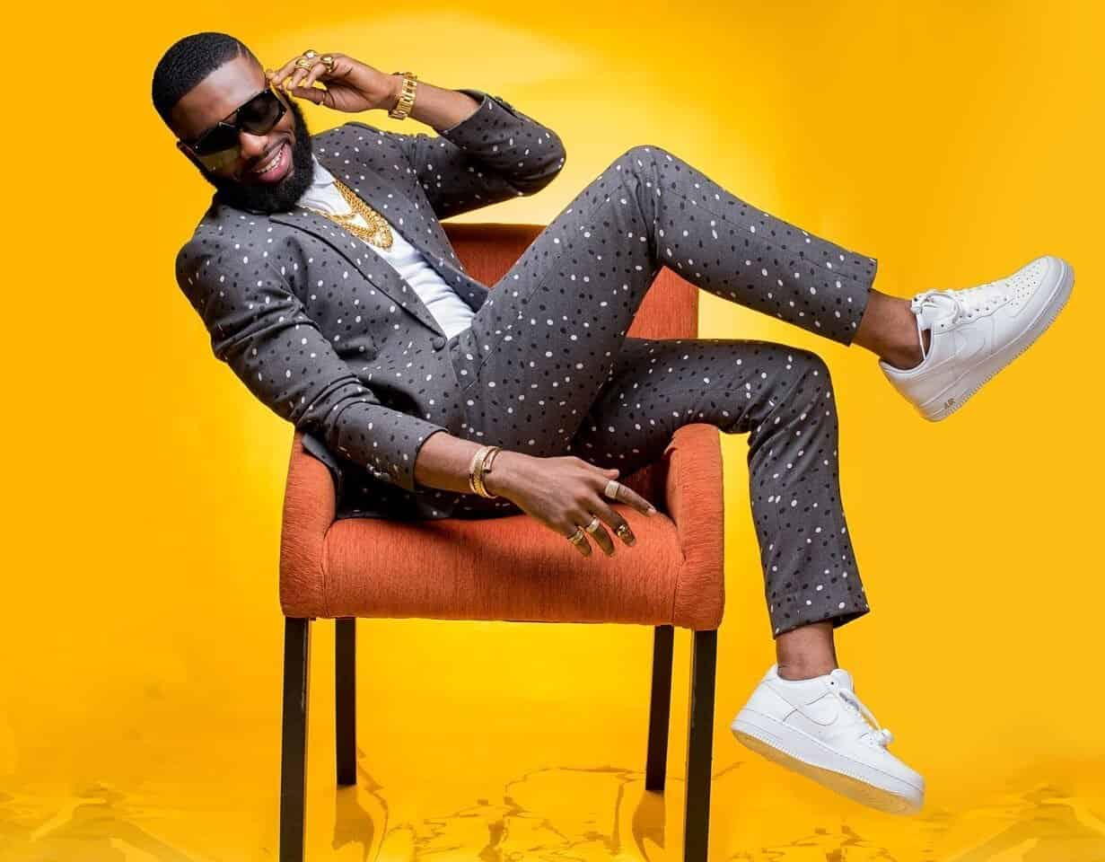 Swanky Jerry shares lovely pictures to celebrate his birthday