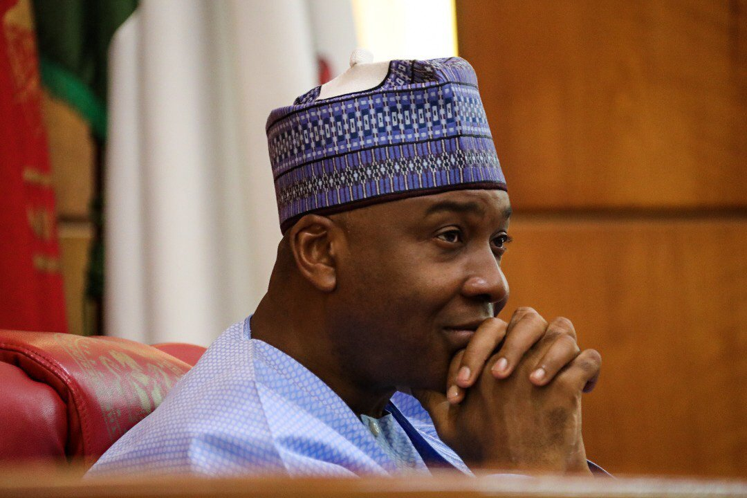 Photo of Saraki reacts as supreme court clears him of false asset declaration