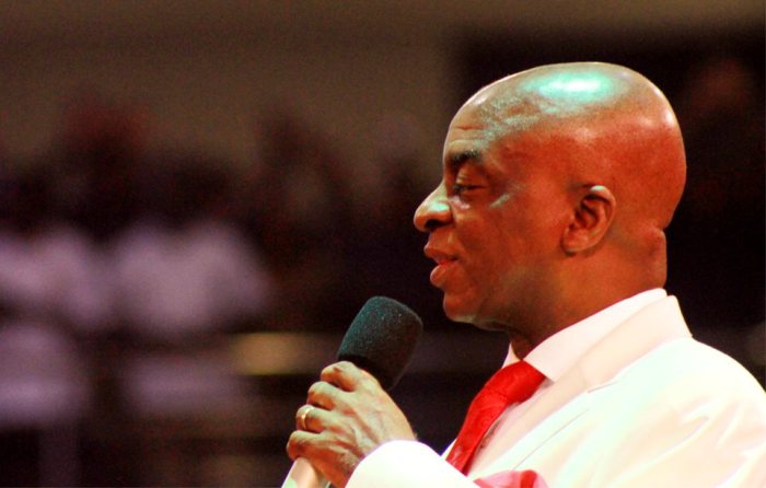 Oyedepo says his name is on their list as he reacts to Femi Adesina's statement