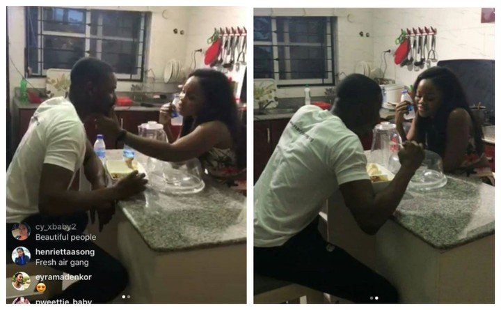 """Photo of Cee-C and Leo continue to spark dating rumors as she calls him """"my fresh air"""" (VIDEO)"""