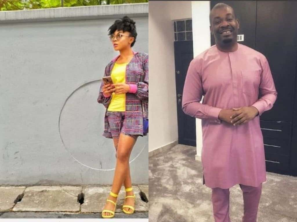 Photo of Ifu Ennada shoots her shot at Don Jazzy, tells him to forget about Rihanna and get married to her