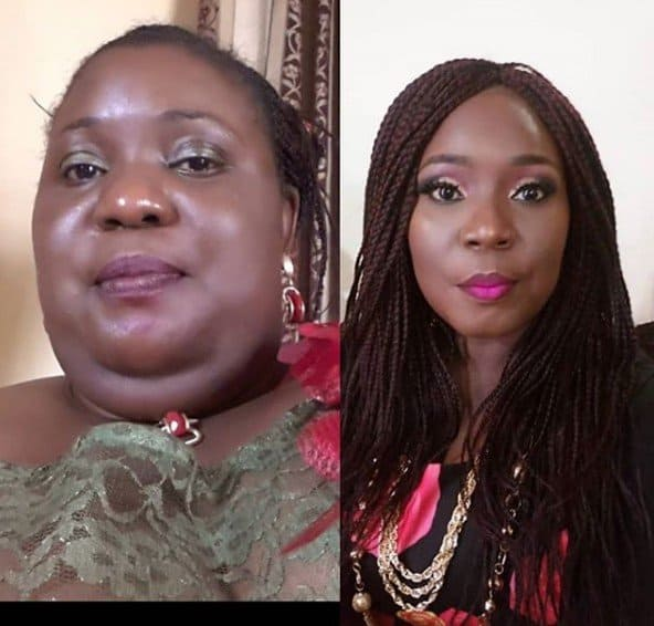 Comedienne Lepacious Bose celebrates escape from prison of being overweight