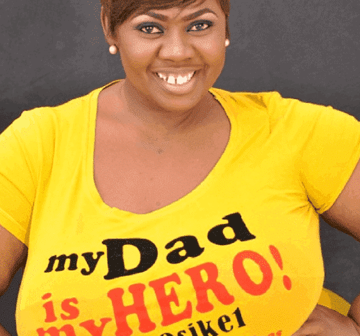 Actress Ifeoma Okeke reveals how her ex-boyfriend use to batter her