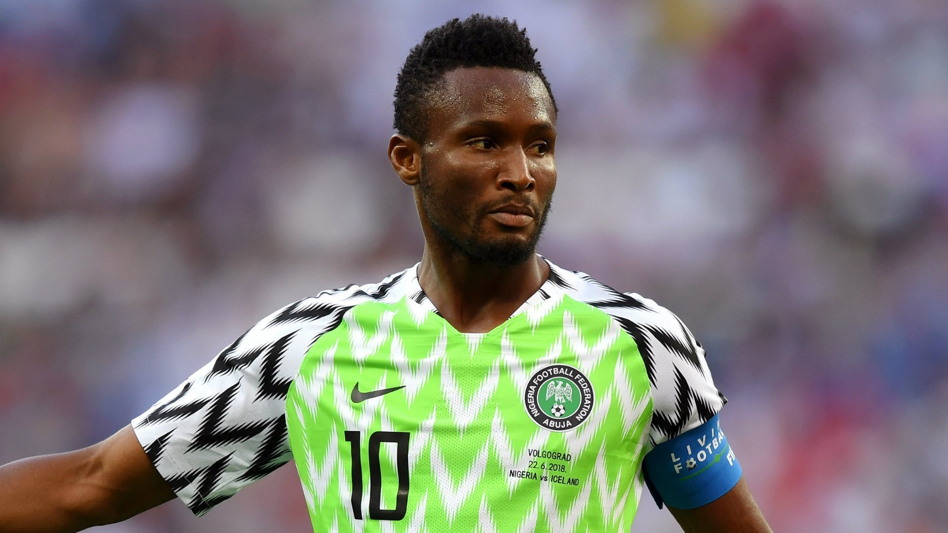Photo of What Mikel Obi did when his father got kidnapped before the Argentina game