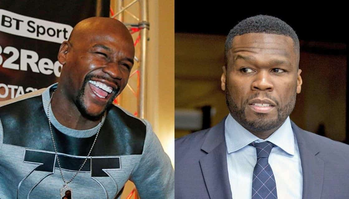 Photo of 50 Cent accuses Floyd Mayweather of trying to sleep with his friend's girlfriend