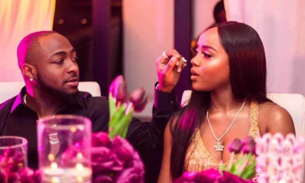 Photo of Family feud looms as Davido's girlfriend, Chioma dumps school