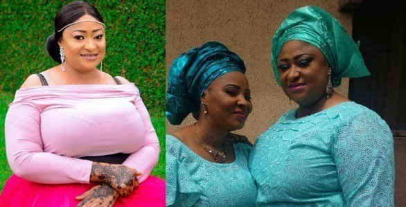 Photo of Ronke Oshodi-Oke pens down emotional message in remembrance of late Moji Olaiya