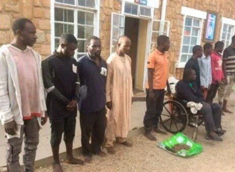 Police sergent caught selling weapons to criminals in Plateau state