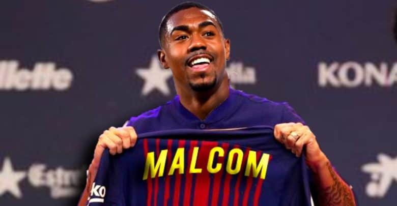 Photo of Send Malcom back or give us Messi, AS Roma tells Barcelona