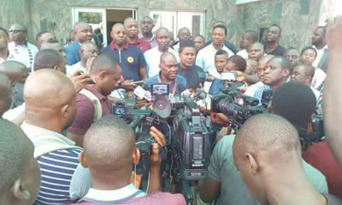 Benue Assembly suspends 7 members for 6 months