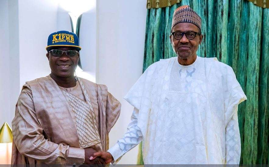 Photo of Why I endorsed Buhari's second term campaign – KWAM 1 reveals