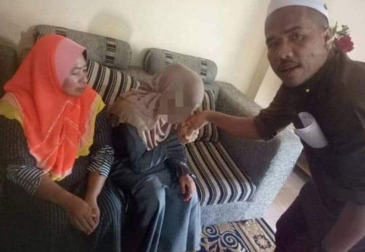 Photo of Outrage as Muslim man marries an 11-year-old girl in Malaysia