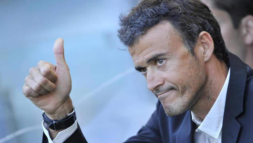 Luis Enrique named as Spain head coach on a 2-year deal