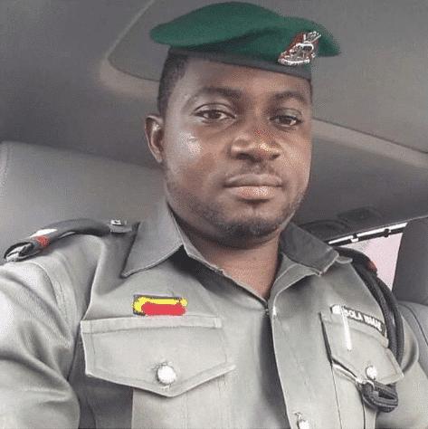 Korra Obidi police officer
