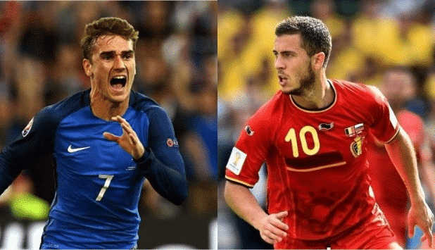 Amaju Pinnick to commison France Vs Belgium world cup