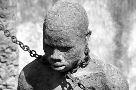 Photo of Nigerian lady opens up on her family's slave trade history