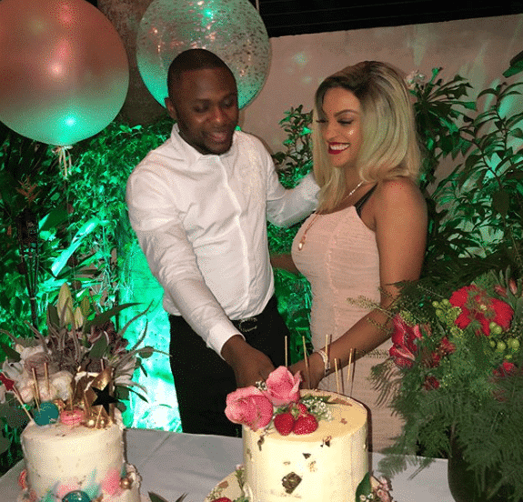 Freda Francis celebrates her birthday with a lovely dinner party (Photos)