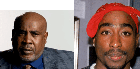 Photo of One of the suspects in Tupac's murder confesses role he played