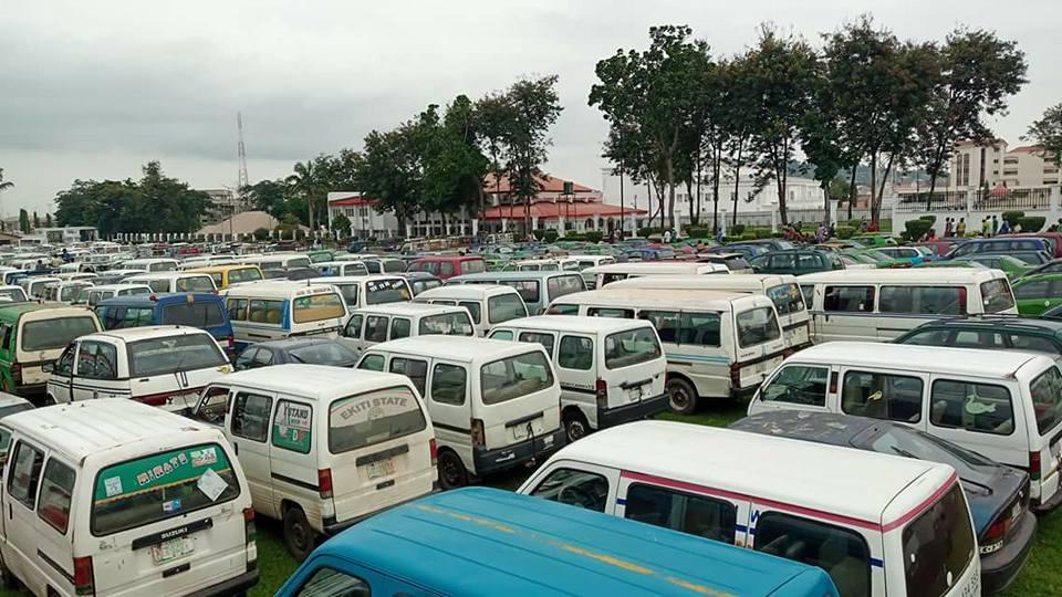 Ekiti Buhari's visit